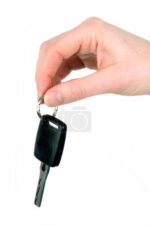 Giving The Car Keys