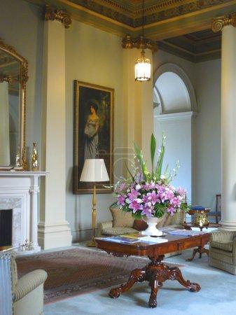 Classy, elegant room