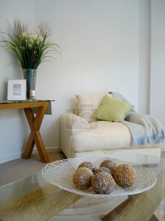 Bright Modern Lounge