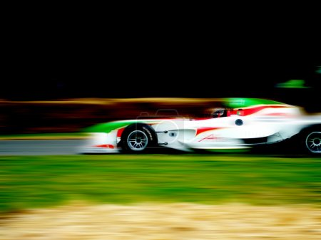 Photo for F1 racing car - Royalty Free Image