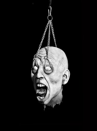 Horror head...