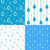Rain drops backgrounds