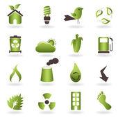 Eco symbols and icons
