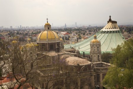 Shrine of the Guadalupe, Mexico City