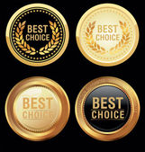 Best choice emblem