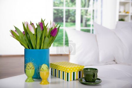 Easter installation