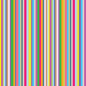 Colourful striped background