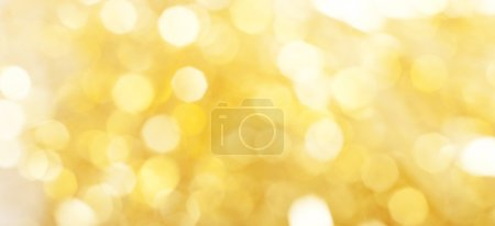 Abstract light bokeh