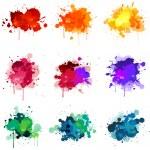 Paint splat...