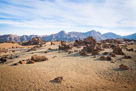 Rocks in Tenerife