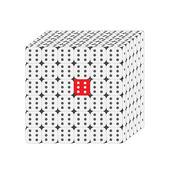 Cubes playing Cub