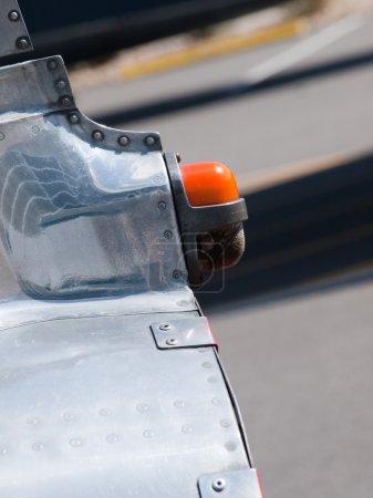 Airplaine back light