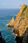 Acapulco cliffs diver