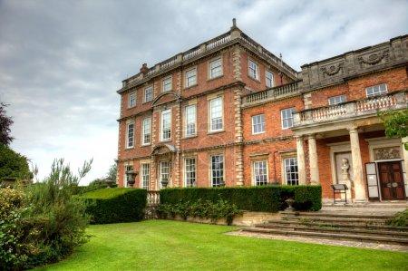 Photo pour Newby Hall dans le Yorkshire - image libre de droit