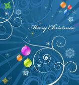 Pozadí pro nový rok a Vánoce. Pohlednice