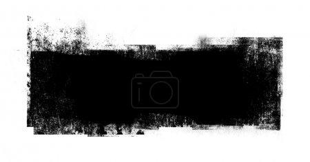 Foto de Fondo banneron estilo retro vintage blanco. - Imagen libre de derechos