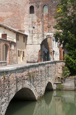 Castelfranco Veneto (Treviso, Veneto, Italy) - Ancient gate and
