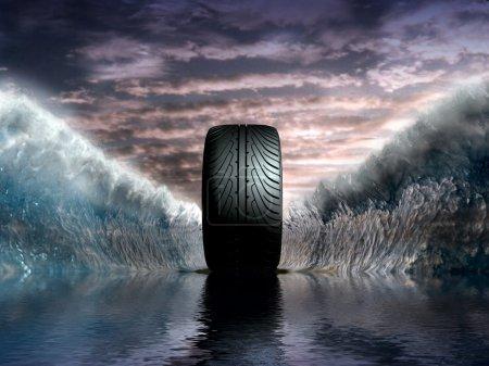 Super tyre