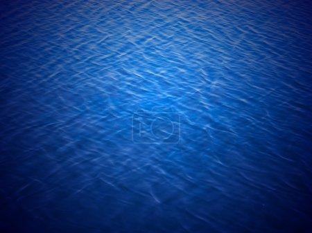 Photo pour Eau de mer - texture, aqua bleu - image libre de droit