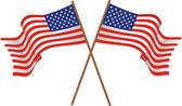 Két zászlók