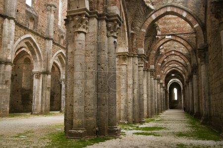 San galgano - Toscane