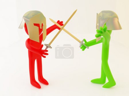 Fight 3d