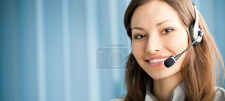 Young happy smiling successful businesswoman