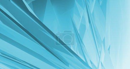 Foto de Textura abstracta de fondo azul. - Imagen libre de derechos