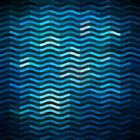 Shiny mosaic