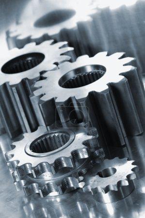 Pure titanium gear wheels