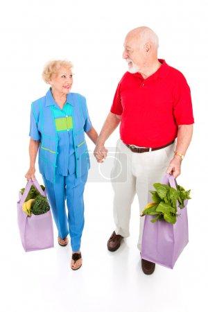 Senior Shoppers - Green Lifestyle