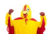 Super Chicken - Show of Strength