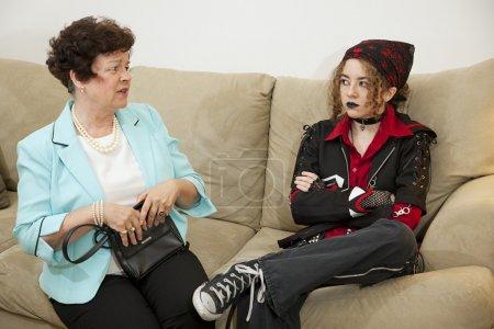 Parent Child Argument