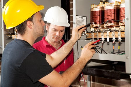 Vocational Training - Electrician