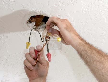 Separating Electrical Wires