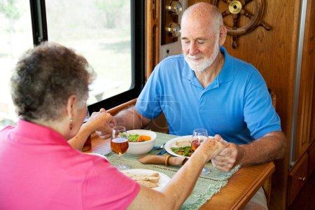 RV Seniors - Mealtime Prayer