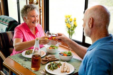 RV Seniors - Romantic Dinner