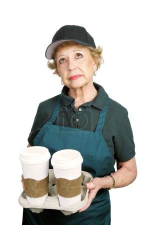 Senior Worker - Why Me