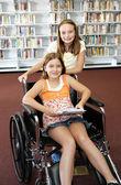 School Library - Help