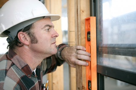 Carpenter Leveling Window
