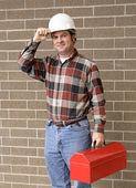 Working Man Tips Hat