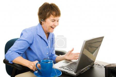 Pleasant Online Chat
