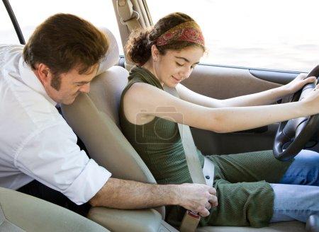 Teen Driver - Fasten Your Seatbelt