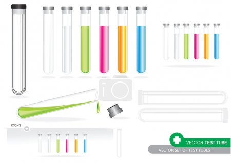 Vector Test Tube