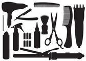 Vector Hairdressing Kit