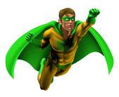 Amazing Superhero Illustration