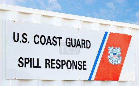 Coast guard Spill Response