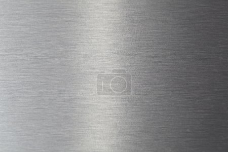 Gray and silver colored Brushed metal texture...