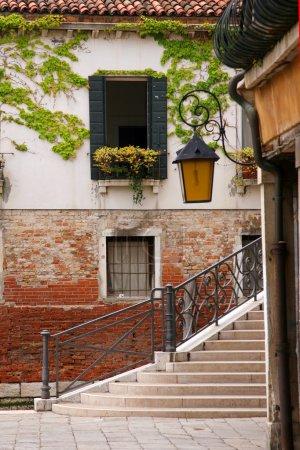 Italy, Venice houses