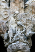A holly család - építészeti részletek a la sagrada Família (barcelona, s